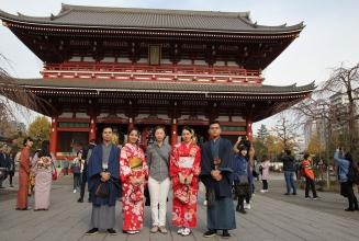 [03.12 ~ 07.12.2018] Tham dự đại hội báo cáo nhóm QC Yachiyo Thế giới tại Nhật Bản.