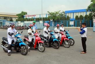 [15.06.2019] Đào tạo lái xe an toàn lần 1 kỳ 24