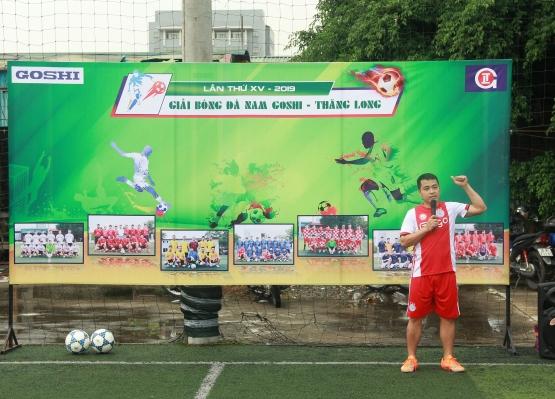 [20.08.2019] Khai mạc Giải bóng đá nam Goshi-Thăng Long 2019