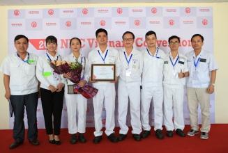 [25.08.2019] Tham dự đại hội báo cáo nhóm NHC lần thứ 20 tại HVN