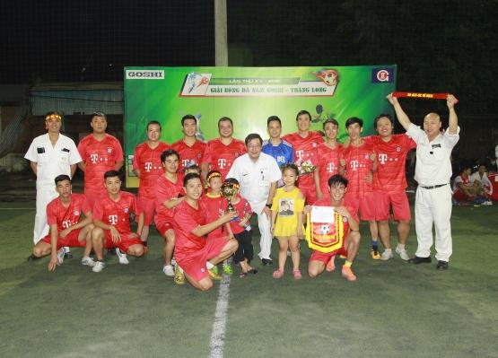 [25.09.2019] Chung kết bóng đá nam Goshi-Thăng Long 2019.
