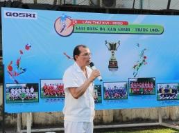 [16.07.2020] Khai mạc Giải bóng đá nam Goshi-Thăng Long 2020