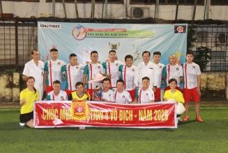 [22.10.2020] Chung kết bóng đá nam Goshi-Thăng Long 2020.